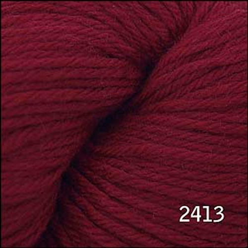 Cascade 220 Yarn - 100% Peruvian Wool - 2413 Red