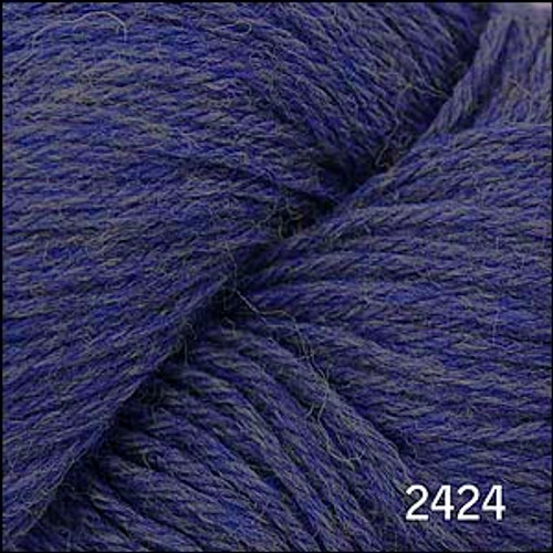 Cascade 220 Yarn - 100% Peruvian Wool - 2424 Summer Night