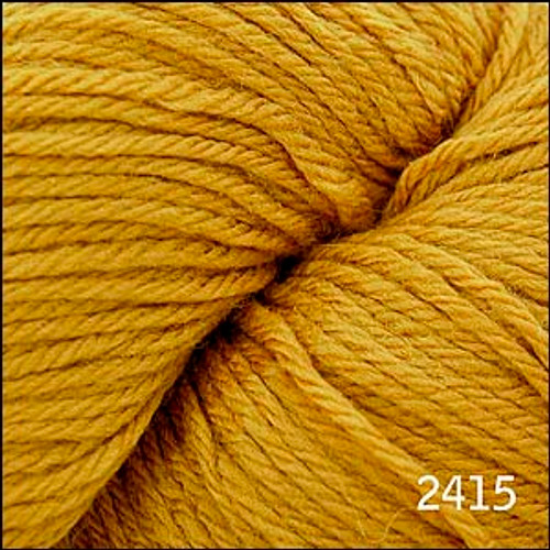 Cascade 220 Yarn - 100% Peruvian Wool - 2415 Sunflower