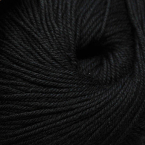 Cascade 220 Superwash #815 Black