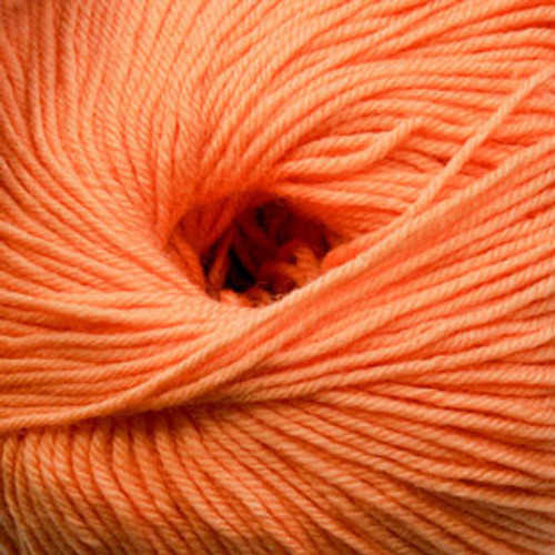 Cascade 220 Superwash Wool Yarn - 826 Tangerine
