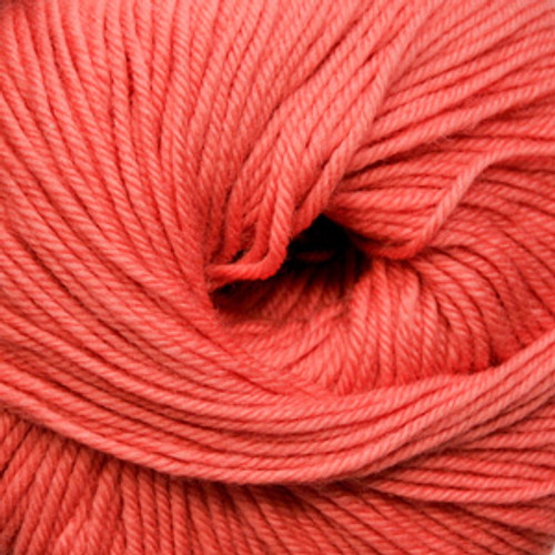 Cascade 220 Superwash Wool Yarn - 827 Coral