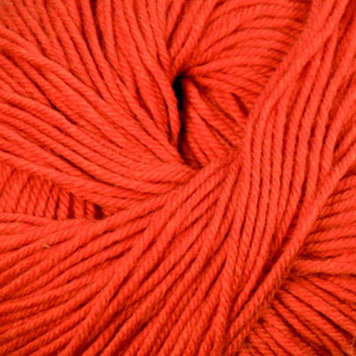 Cascade 220 Superwash Wool Yarn - 907 Tangerine Heather