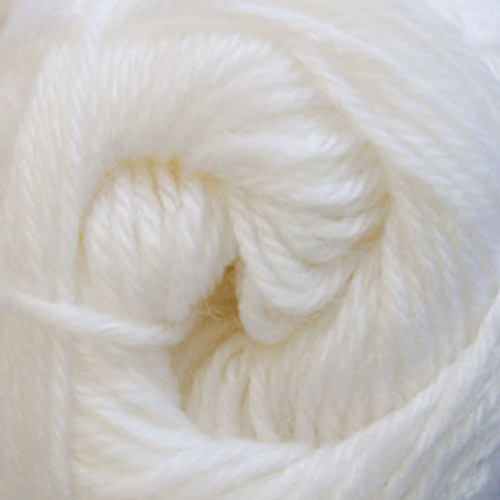 Cascade Cherub Baby White #01