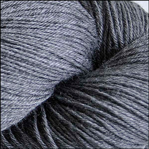 Cascade Heritage Silk Yarn  #5631 Charcoal