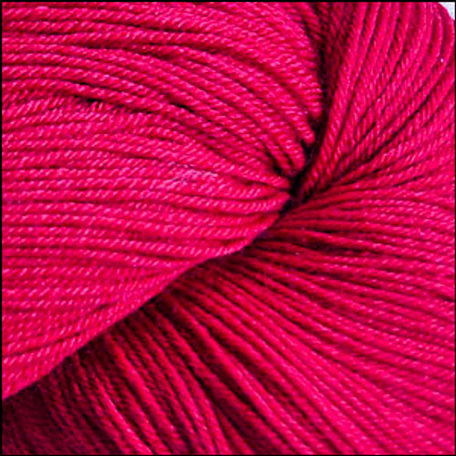 Cascade Heritage Silk Yarn #5607 Red