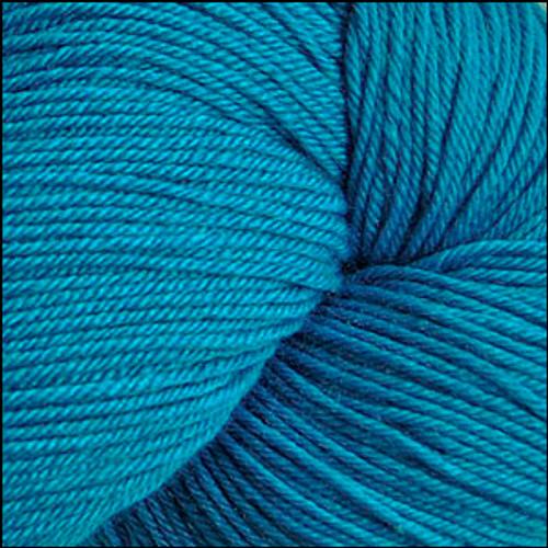 Cascade Heritage Silk Yarn #5626 Turquoise