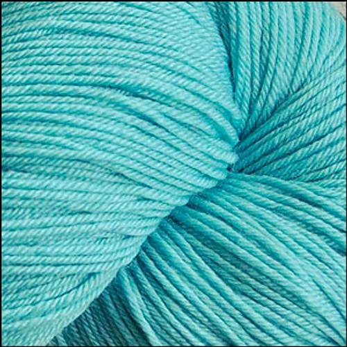 Cascade Heritage Silk Yarn Aqua Foam #5630