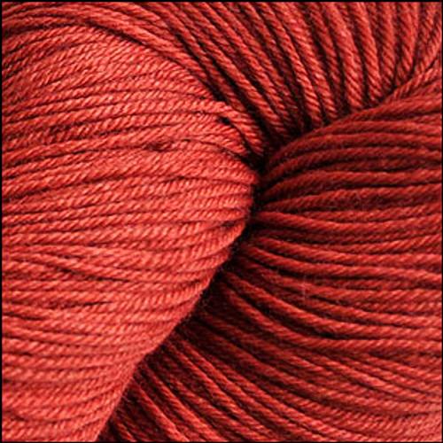 Cascade Heritage Silk Yarn #5642 Blood Orange