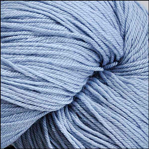 Cascade Heritage Silk Yarn #5675 Storm Blue