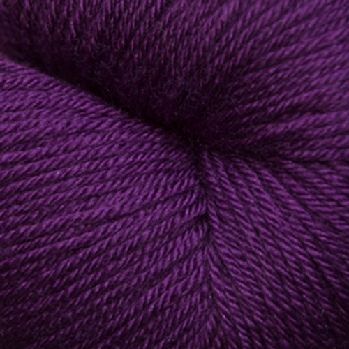 Cascade Heritage Silk Yarn Grape #5710