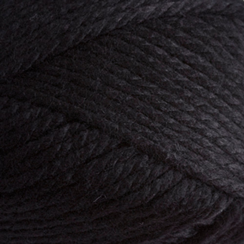 Cascade Pacific Chunky Wool Blend Yarn - 48 Black