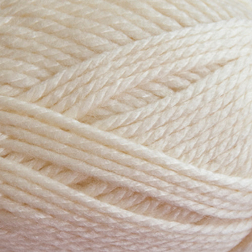 Cascade Pacific Chunky Wool Blend Yarn - 01 Cream