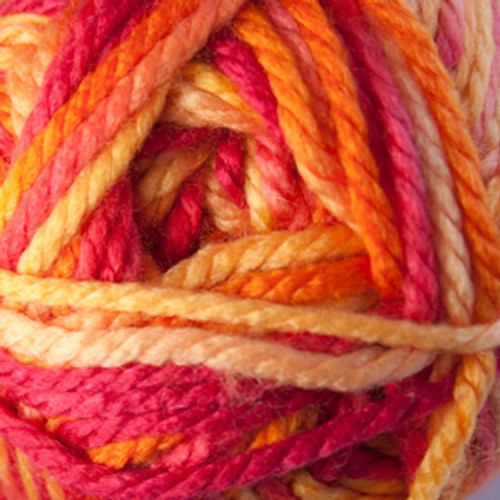 Cascade Pacific Chunky Wool Blend Yarn - 621 Flame