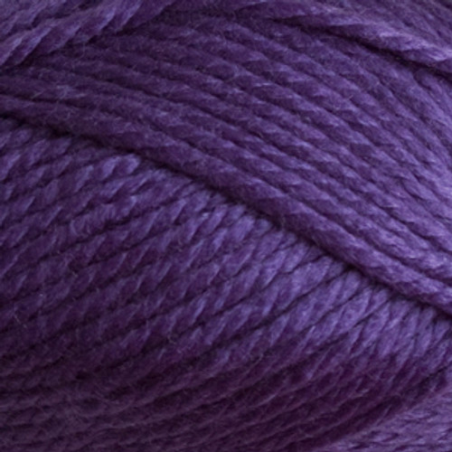 Cascade Pacific Chunky Wool Blend Yarn - 38 Violet
