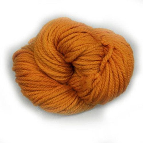 Done Roving Frolicking Feet Chunky Pumpkin Orange #40