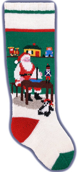 Googleheim Santa's Workbench Stocking Kit