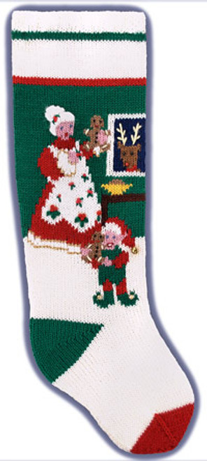 Googleheim Sweet Mama Claus Stocking Kit