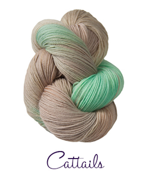 Lorna's Laces Honor Cattails