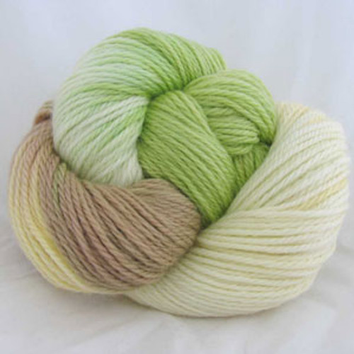 Lorna's Laces Shepherd Worsted Green Apple #9732