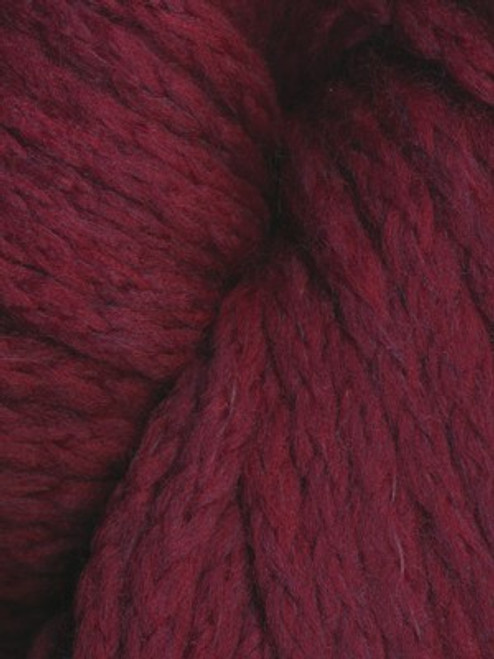 Mirasol Ushya yarn in color 1708 Cherry Red