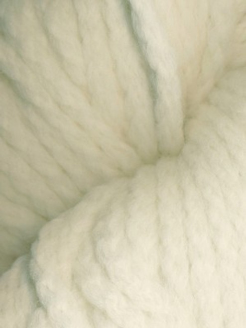 Mirasol Ushya yarn in color 1700 White Clouds