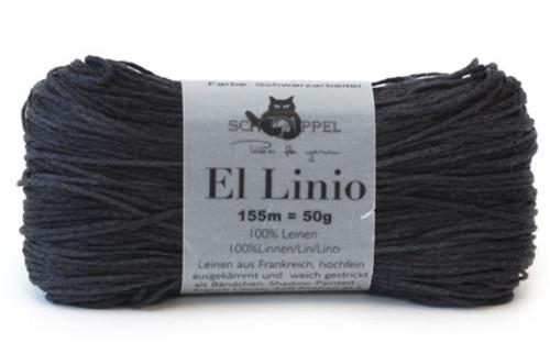Schoppel El Linio Black #2271