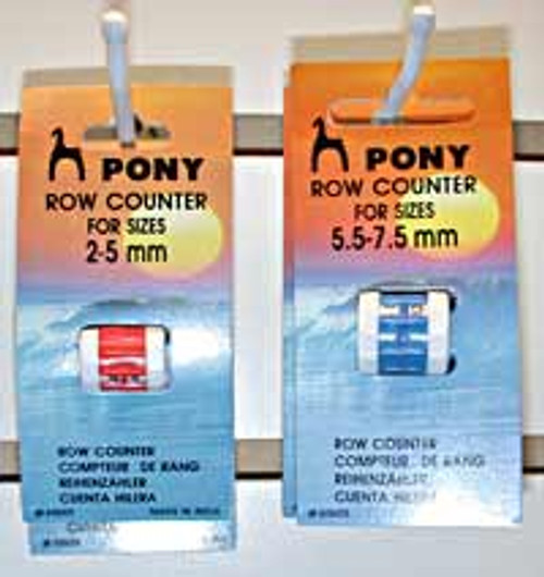 Pony Row Counter Small #60601