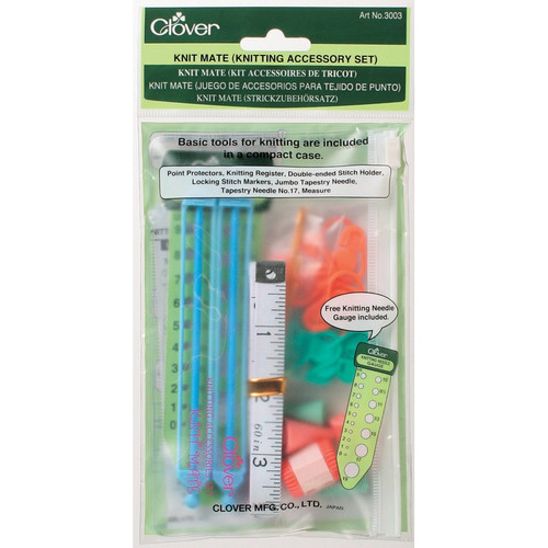 Knit Mate Beginners Accessory Set #3003