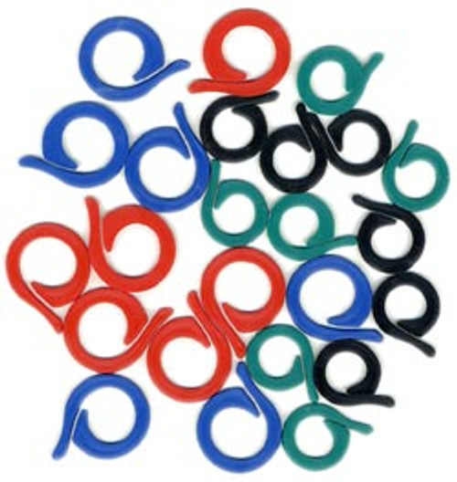Pony Split Ring Markers #60638