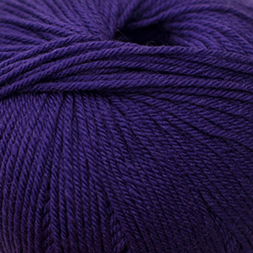 Cascade 220 Superwash Wool Yarn - 257 Violet Indigo