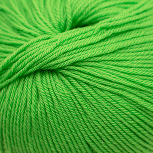 Cascade 220 Superwash Wool Yarn - 261 Vibrant Green