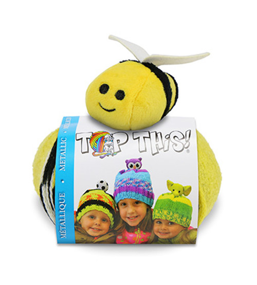 Top This Hat Kits- Bee Topper Kit