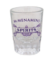 McMenamins Spirits Shot Glass