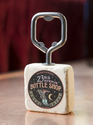 23rd Ave Bottle Shop Bottle Opener