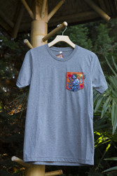 Old St. Francis Art Pocket Tee