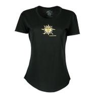 Flame Sun Ladies T-Shirt