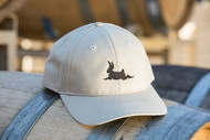 Black Rabbit Khaki Hat