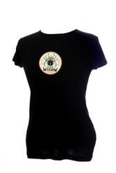 Black Widow Women's Cut T-Shirt