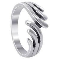 925 Sterling Silver 8mm Designer Ring