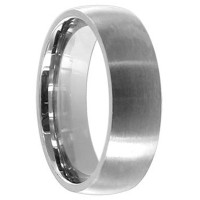 Stainless Steel Engravable Band #LWSSR009