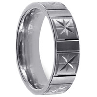 Titanium Polished Finish Band #DSRT003