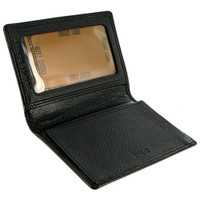 Mens Leather Wallet Credit Card Holder Wallet