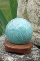 Amazonite sphere (1306408483)