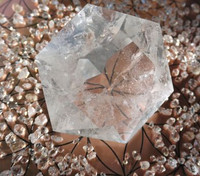 Quartz Hexagram Star of David (1414579030)