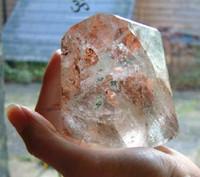Epidote in quartz (1260972437)