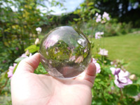 Smokey Quartz Sphere (9230)