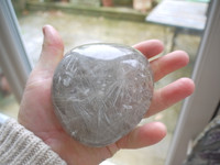Rutilated quartz (111456)