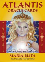 Atlantis oracle cards (111468)