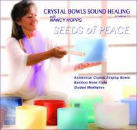 Crystal Bowls sound healing CD (111662)